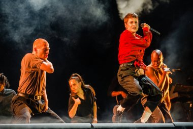 Christine and the Queens performance on Best Kept Secret 2019