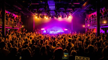 30 October 2018. Melkweg, Amsterdam.Concert of Tones And I