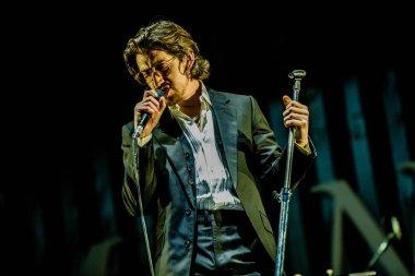 Arctic Monkeys performance on best kept secret 2018