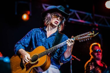 24 augustus 2019. Once In A Blue Moon Festival, The Netherlands. Concert of The Waterboys