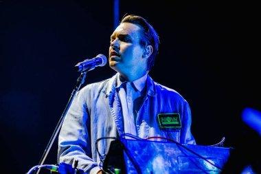 Arcade Fire performance in Ziggo Dome 2018