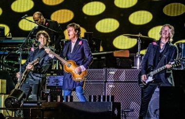8-10 June 2019. Pinkpop Festival, Landgraaf, The Netherlands. Concert of Paul McCartney