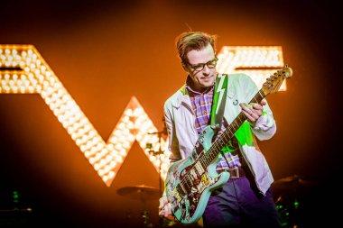 Weezer performance in Heineken Music Hall 2016