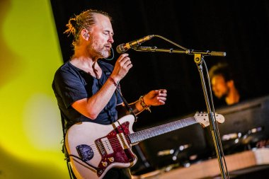 5-7 July 2019. Down The Rabbit Hole Festival, The Netherlands. Concert of Thom Yorke