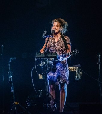 12-14 July 2019. North Sea Jazz Festival, Ahoy Rotterdam, The Netherlands. Concert of Selah Sue