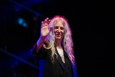 16-18 augustus 2019. Lowlands Festival, The Netherlands.Patti Smith