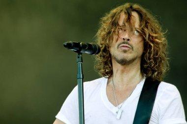 8-10 June 2019. Pinkpop Festival, Landgraaf, The Netherlands concert of Soundgarden