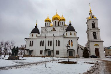 Assumption Cathedral, Dmitrov, Russia