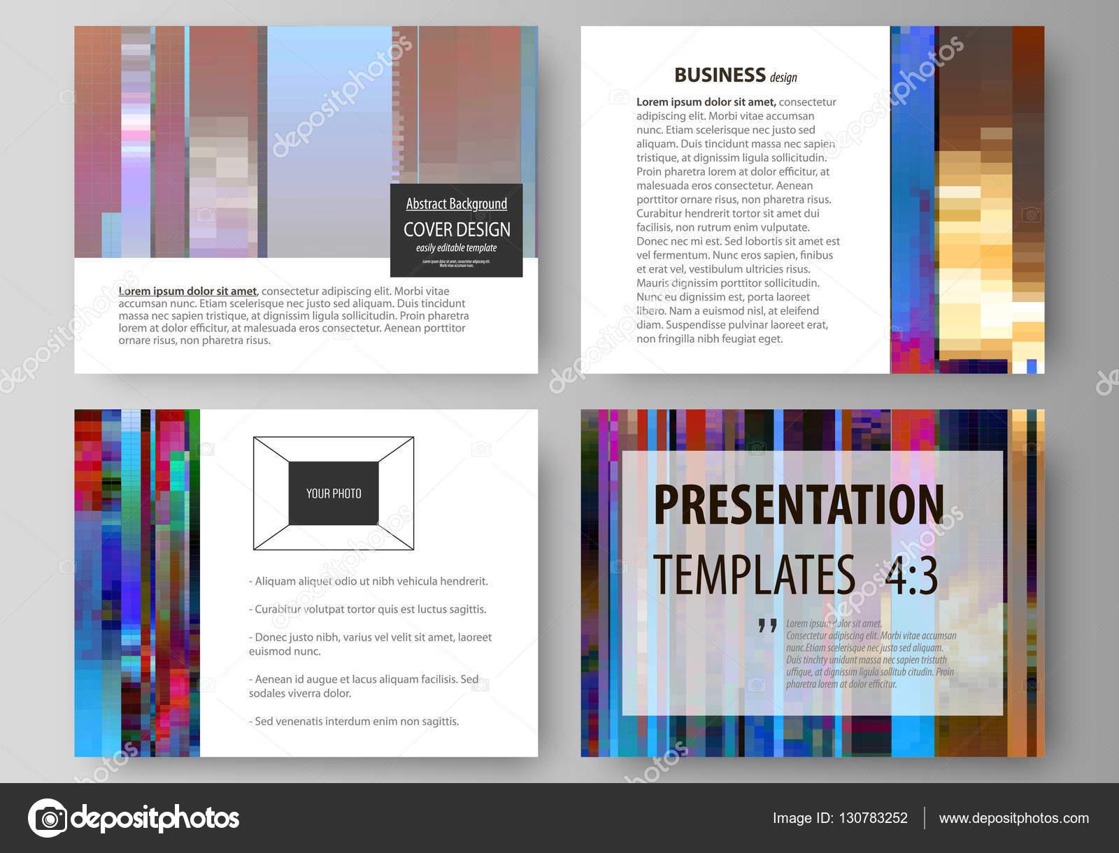Modèles Daffaires Pour Les Diapositives De La Présentation