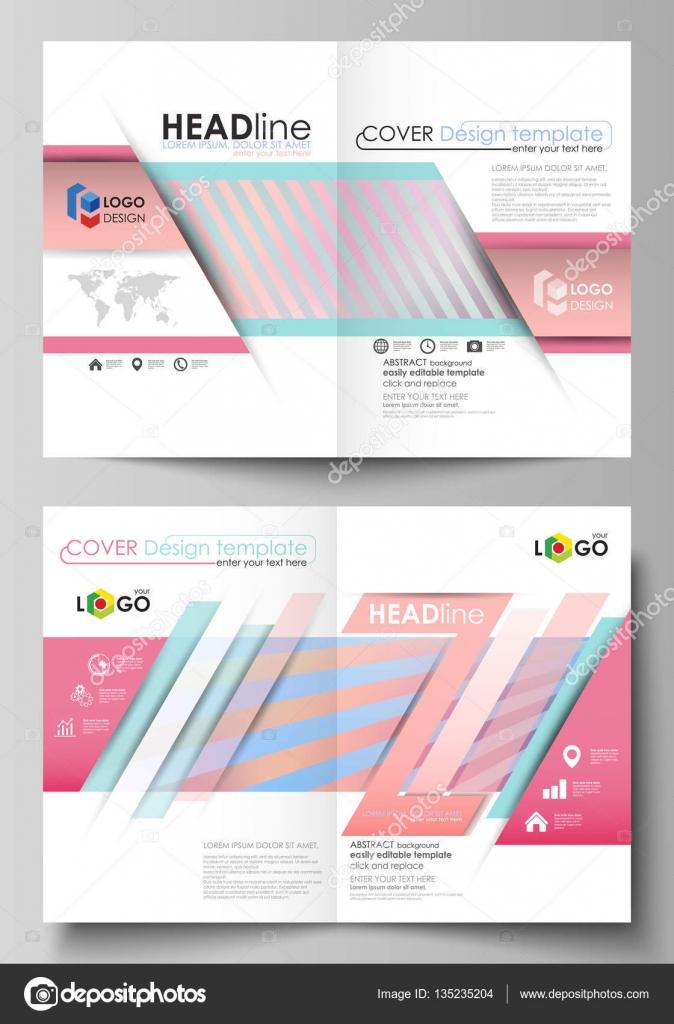Business-Vorlagen für Bi Falten Broschüre, Flyer, Broschüre oder ...