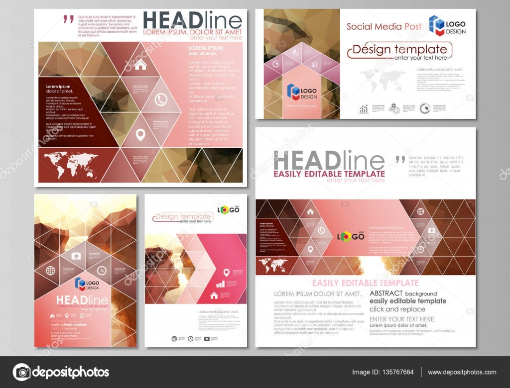 Blog-grafische Business-Templates. Seite Website-Design-Vorlage ...