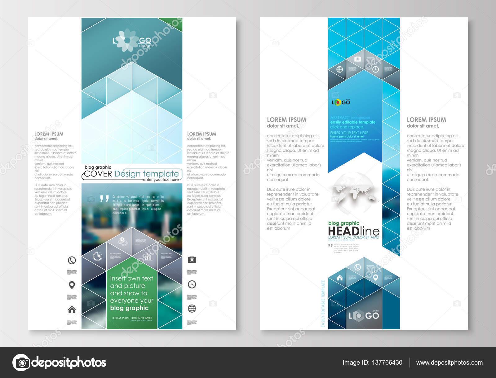 Blog-grafische Business-Templates. Seite Website-Design-Templates ...