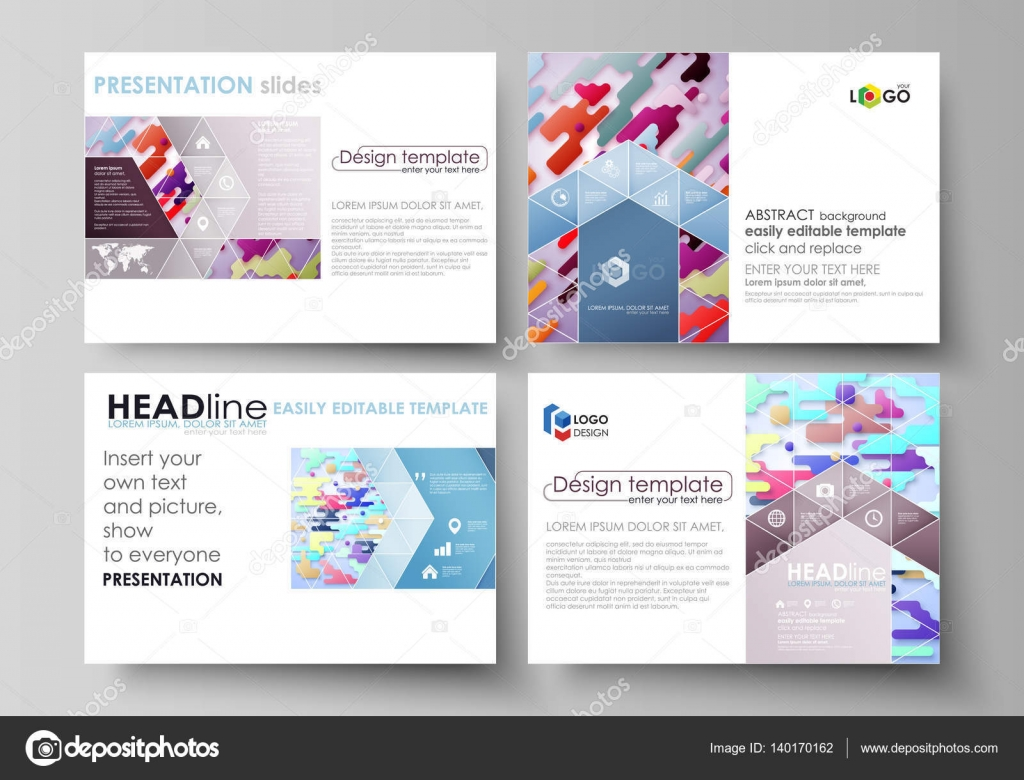 Plantillas de negocio para las diapositivas de la for Diseno de diapositivas