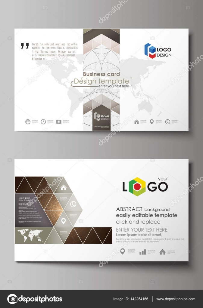 Business card templates easy editable layout abstract vector business card templates easy editable layout abstract vector design template alchemical theme fractal art background sacred geometry fbccfo Choice Image