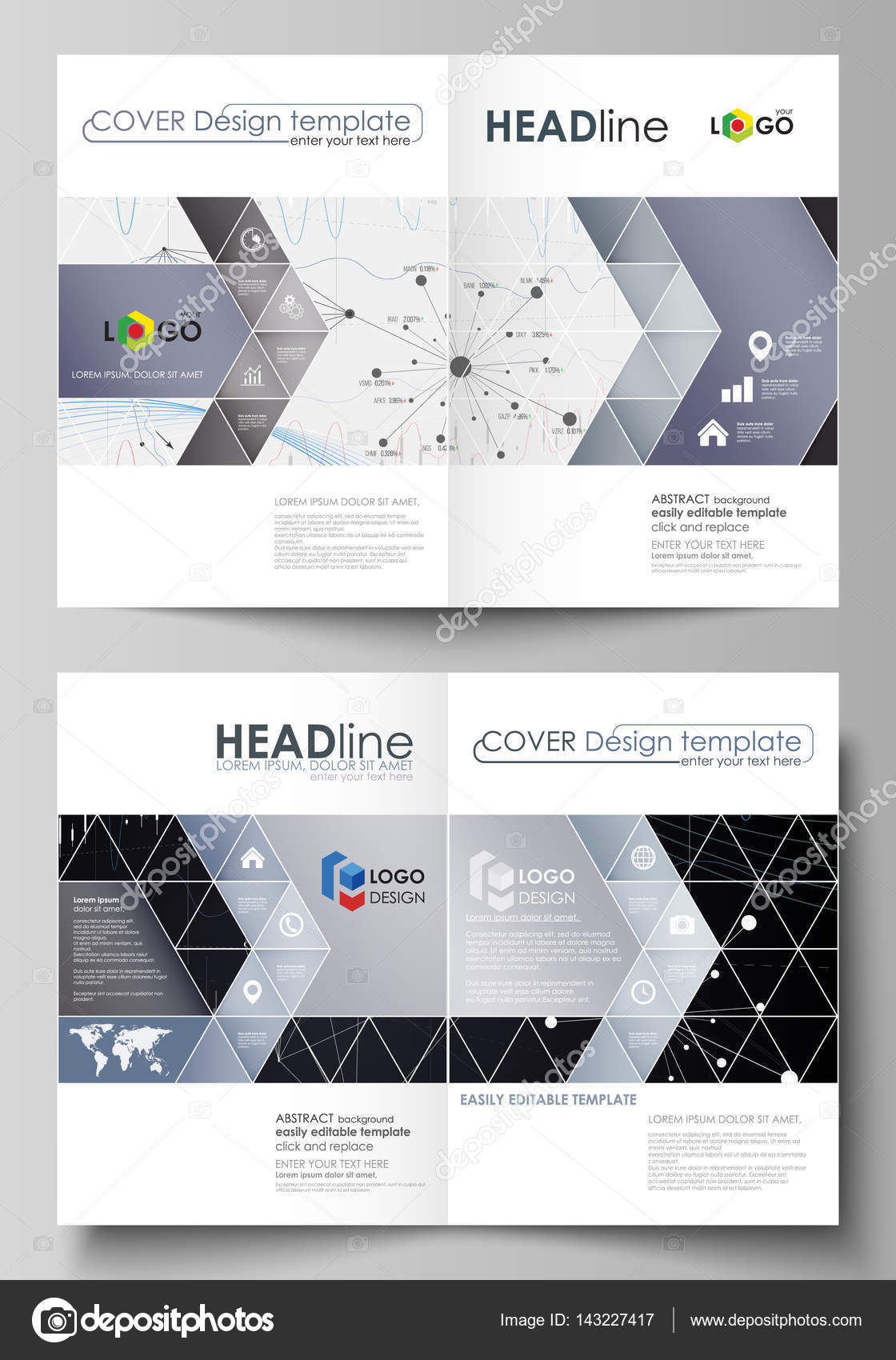 Großzügig Kostenlose Seiten Broschüren Vorlagen Ideen - Beispiel ...
