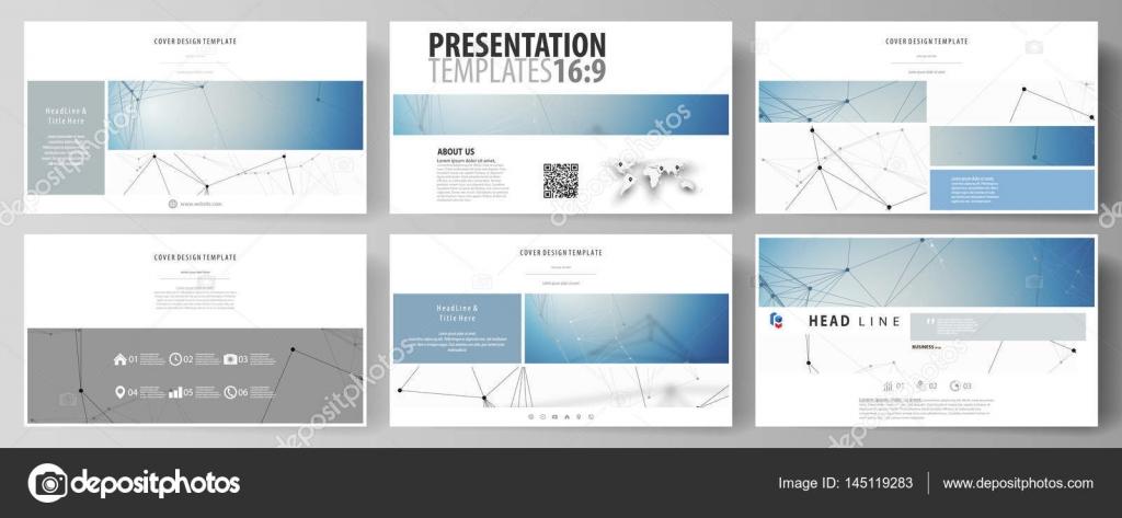 Business-Vorlagen in HD-format für die Folien der Präsentation ...