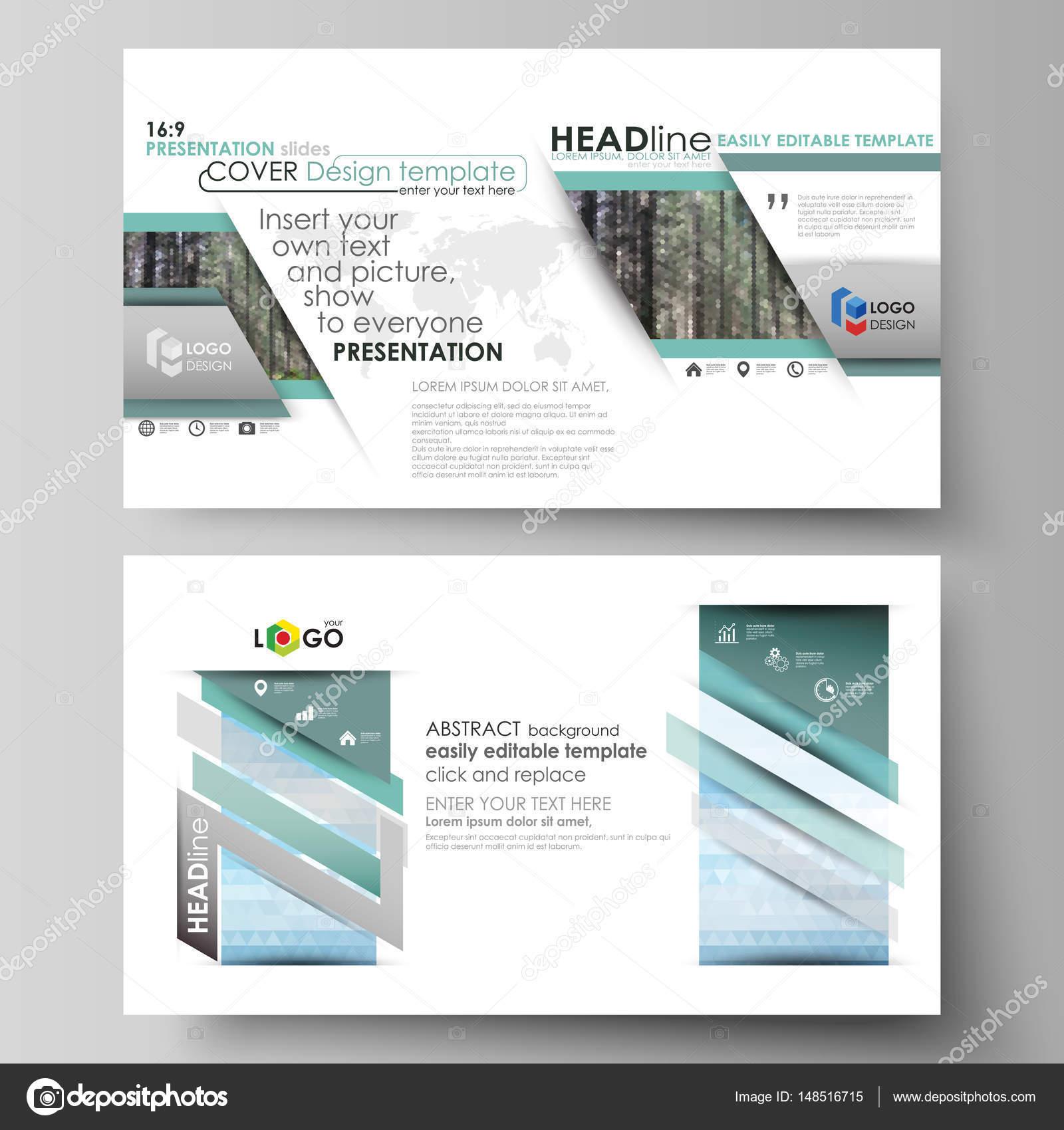 Plantillas en Hd formato para diapositivas de presentación. Diseños ...