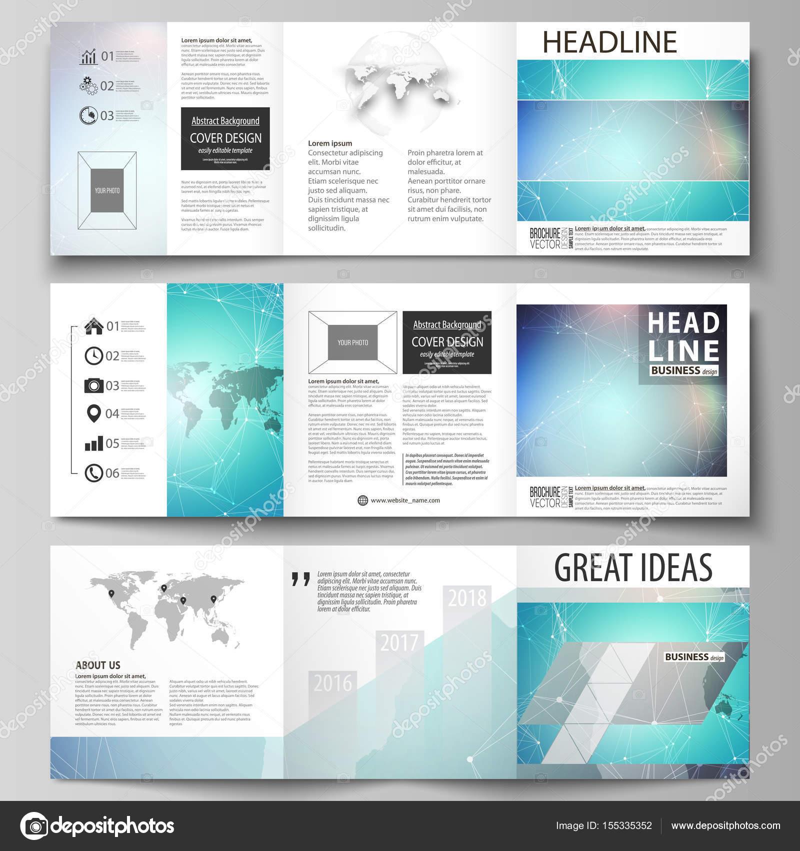 Die minimalistische Vektor-Illustration des editierbare Layouts ...