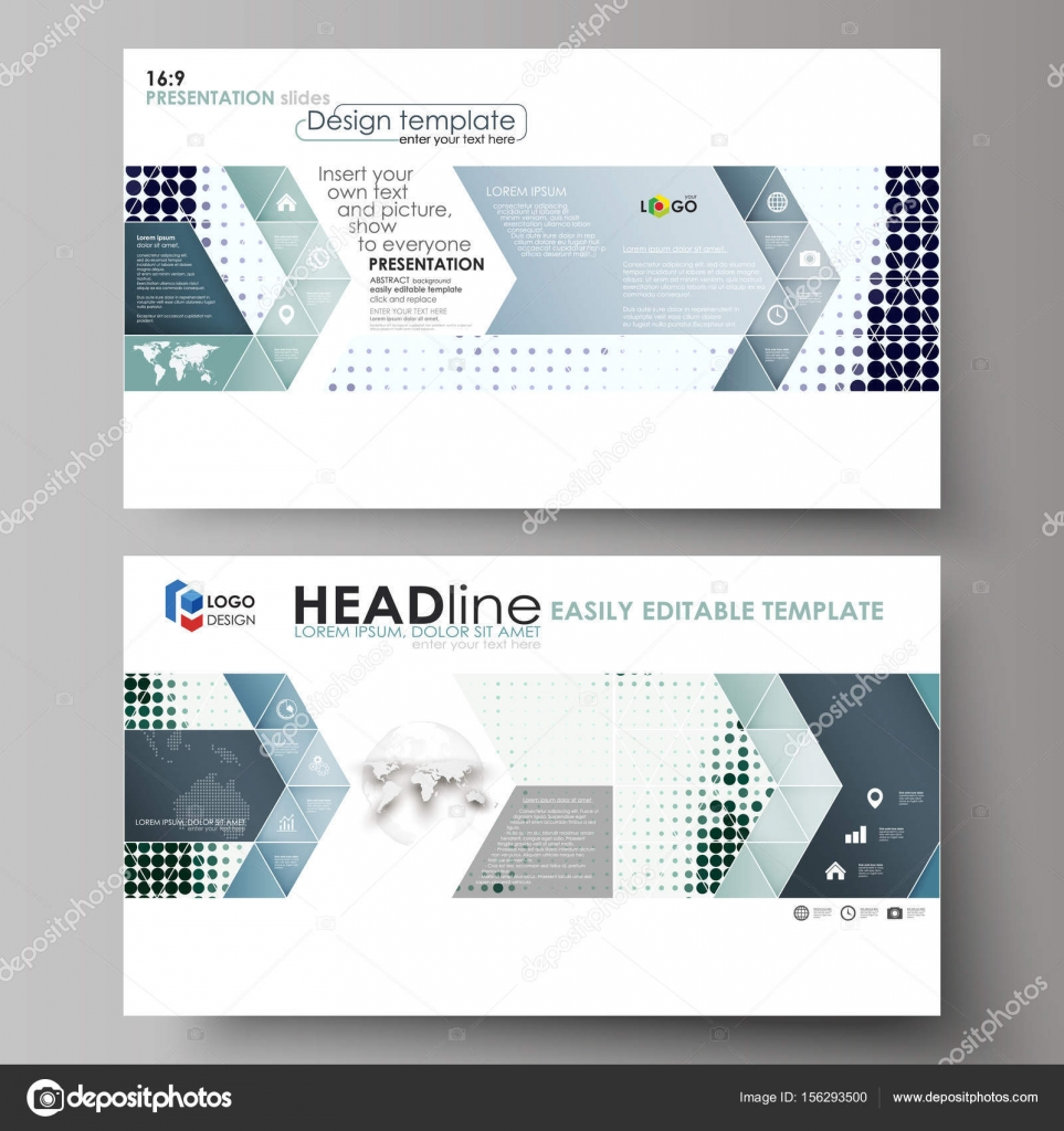 Plantillas negocios en hd formato para diapositivas de for Diseno de diapositivas
