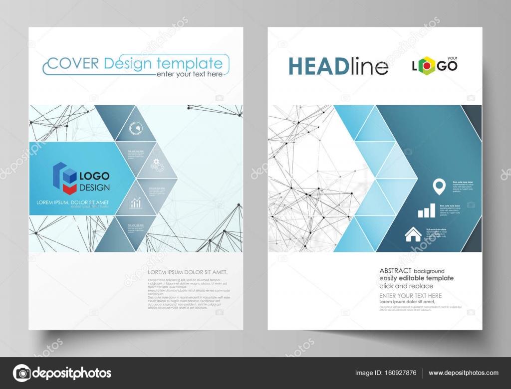 Business-Vorlagen für Broschüre, Flyer, Broschüre, berichten. Design ...