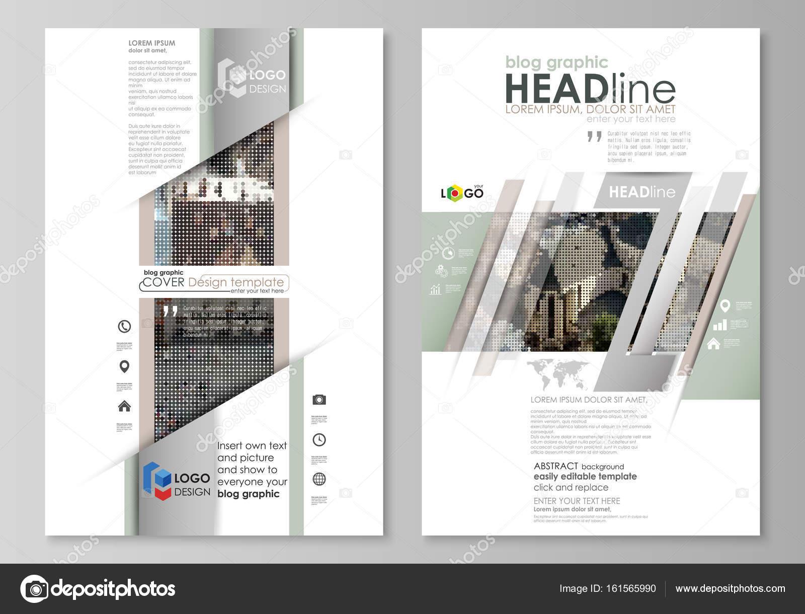 Blog-grafische Business-Templates. Seite Website-Design-Vorlage ...