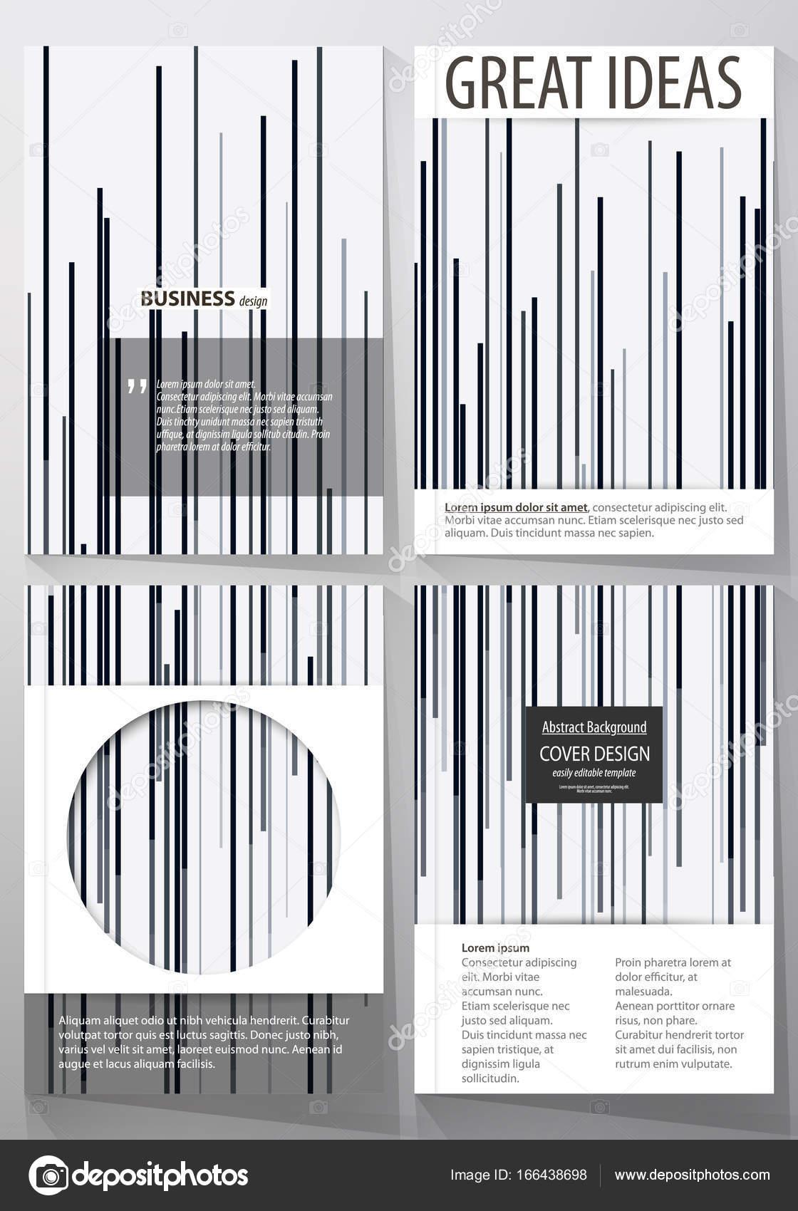 Business-Vorlagen für Broschüre, Flyer, Broschüre, Magazin. Design ...