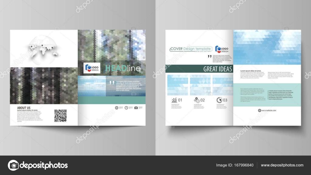 Vorlagen für Bi Falten Broschüre, Flyer, Broschüre oder Bericht ...