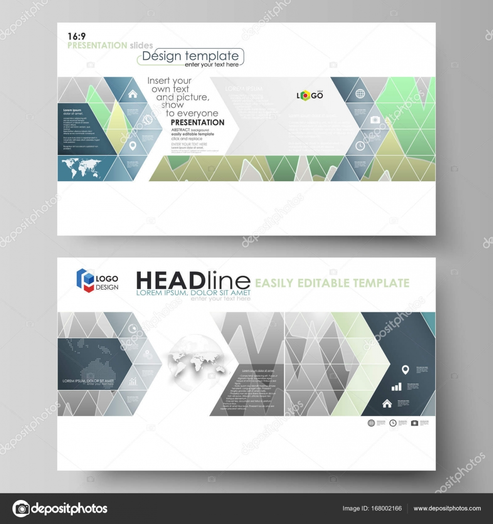 The minimalistic abstract vector illustration of the editable layout the minimalistic abstract vector illustration of the editable layout of high definition presentation slides design business ccuart Image collections