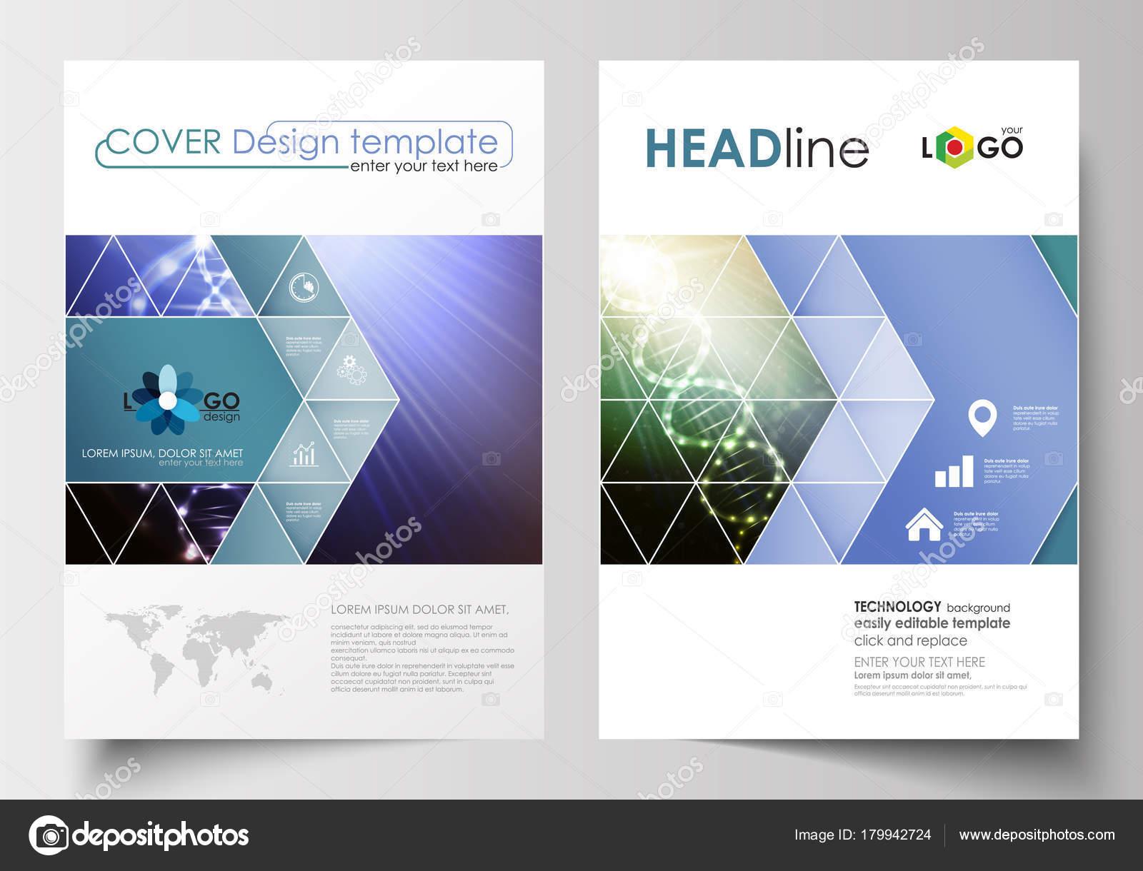 Modelos de negocio para folleto, revista, folleto, folleto o informe ...
