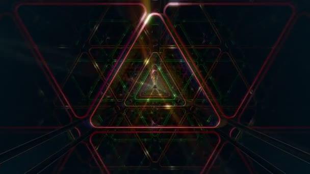 VJ trojúhelník smyčka