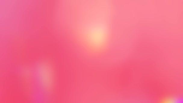 Pozadí rozmazaných růžových děr. Zvýraznění pozadí pro popisky a text.