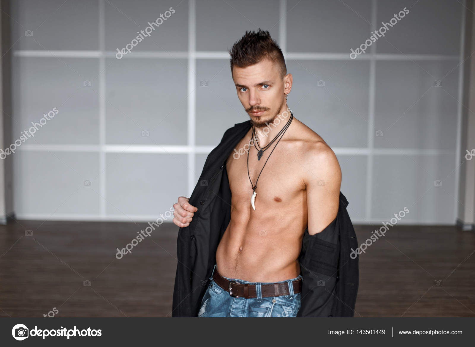 handsome sexy guys
