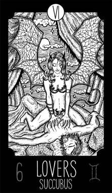 Succubus Female Demon