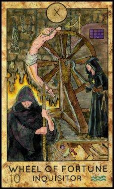 Wheel of Fortune. Inquisitor.