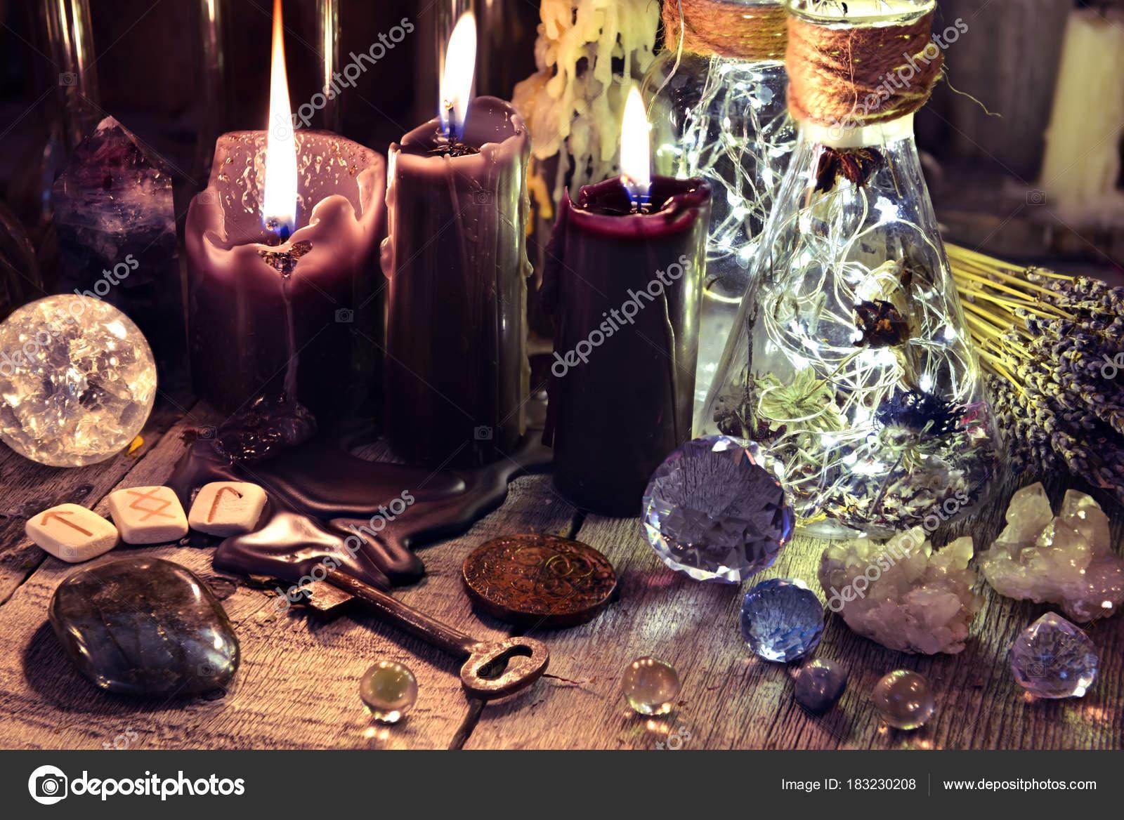 Как сделать черную свечу магия фото 30