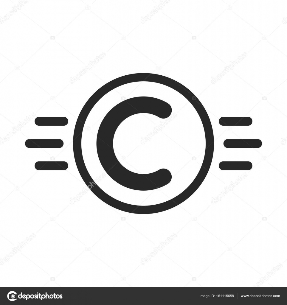 Intellectual Property Copyright: Copyright Symbol Like Intellectual Property
