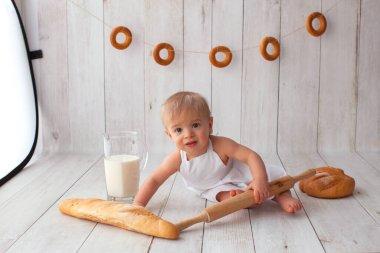 Little baker cook