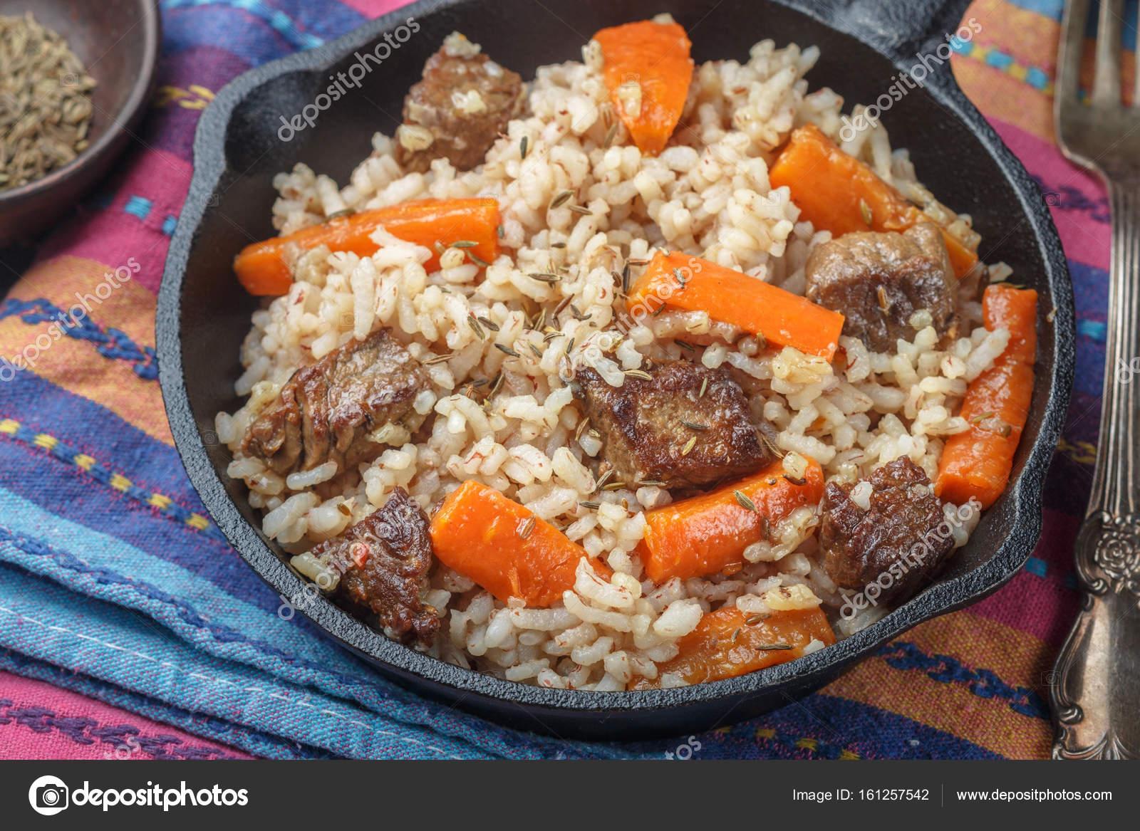 Pilav ve et için baharatlar