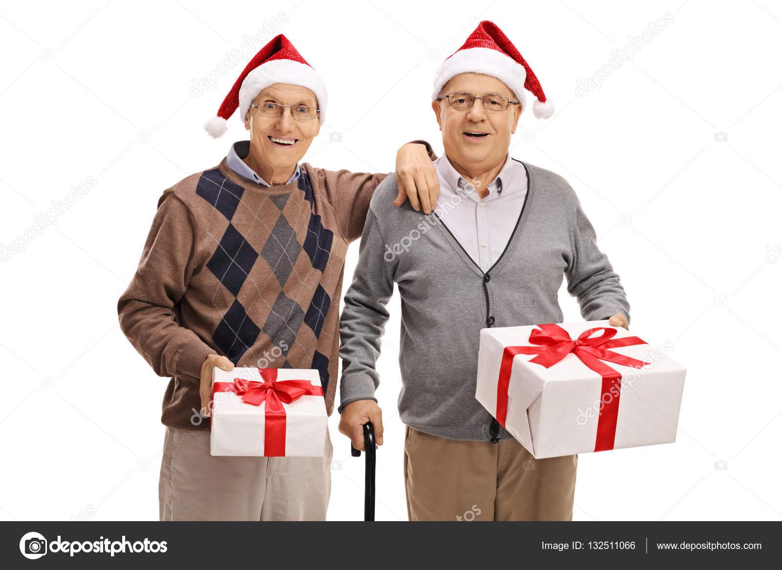 julklapp till äldre man
