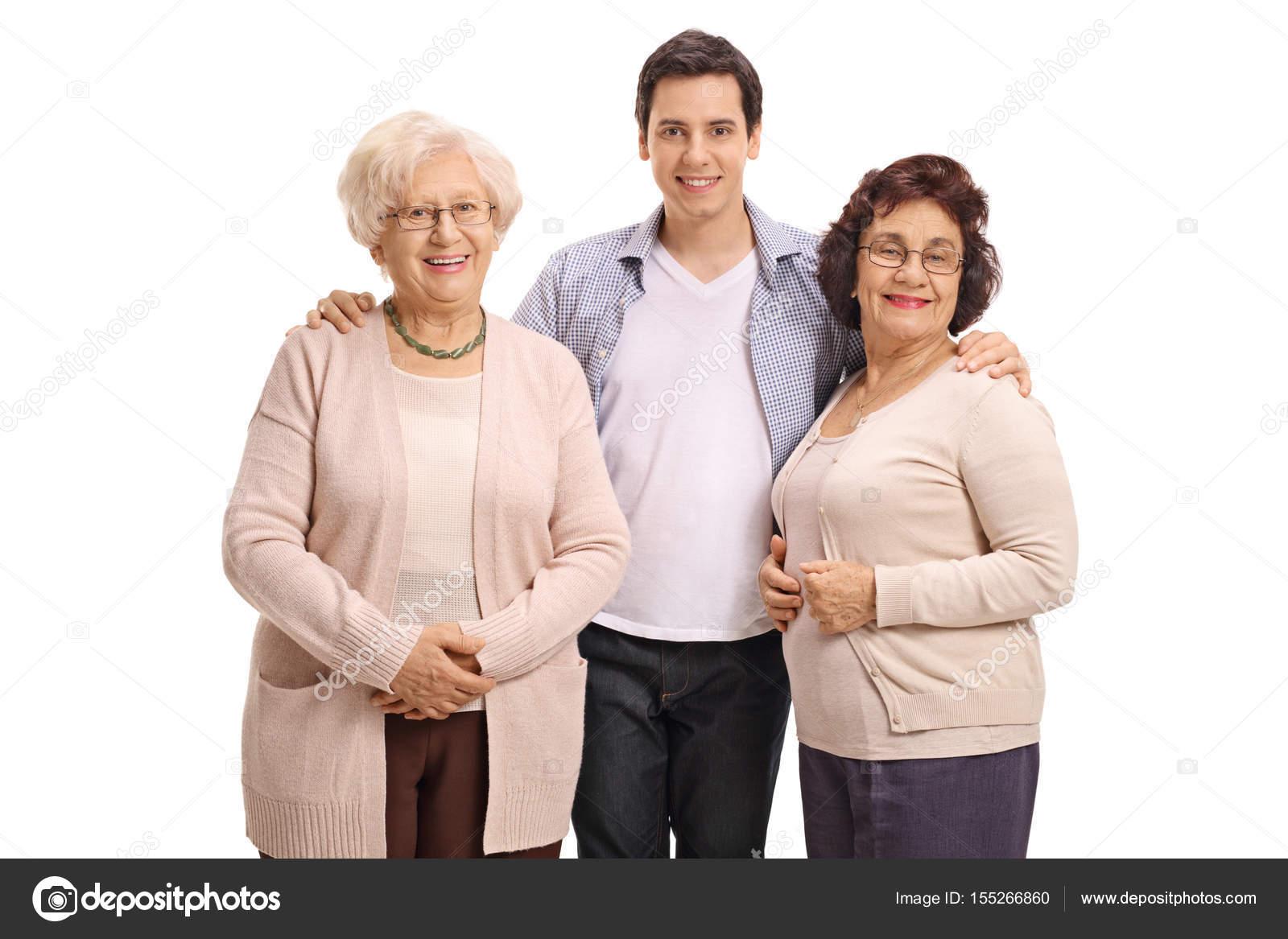 ältere frau jüngere mann