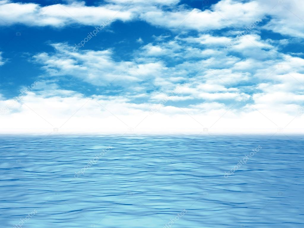 Ocean Sea Under Blue Sky