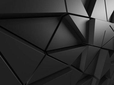 Polygonal Chaotic Pattern
