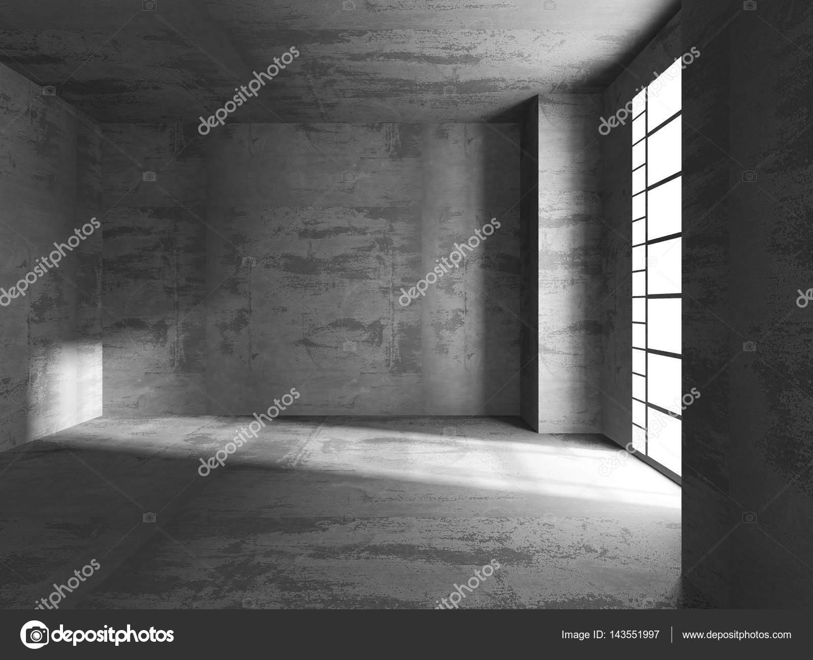 cuarto oscuro vacío — Foto de stock © VERSUSstudio #143551997