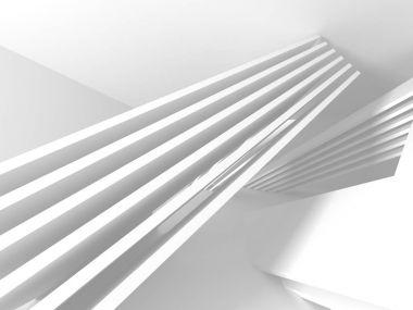 Concrete architecture background.
