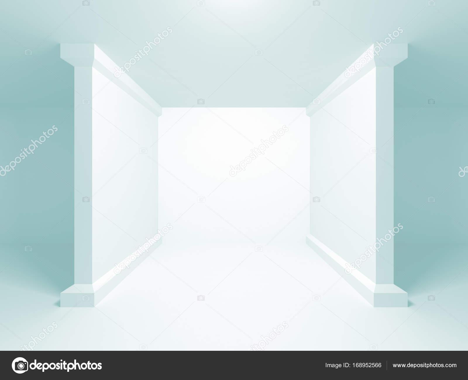 Arredamento moderno bianco costruzione u2014 foto stock © versusstudio