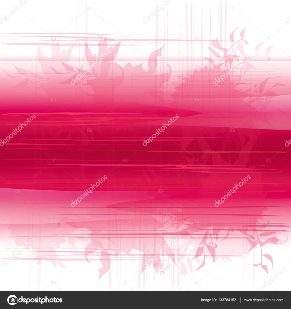 Sfondo Sfumato Rosa Nello Stile Dellacquerello Cravatta Rossa E