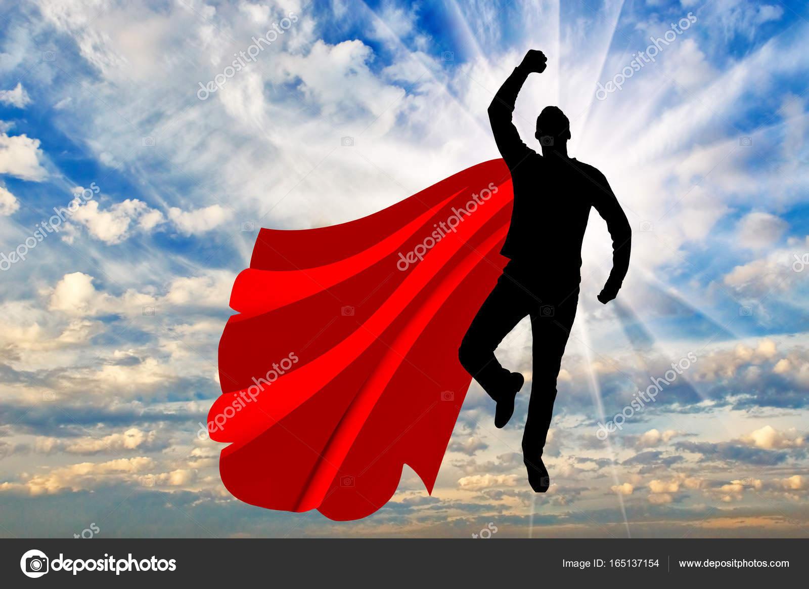 Superman businessman superhero stock photo prazisss 165137154 superman businessman superhero silhouette of a businessman in the image of a superman flying in the sky photo by prazisss publicscrutiny Gallery