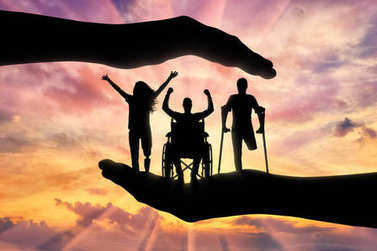 The concept of assistance and protection of the rights of persons with disabilities