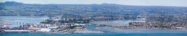 Tauranga Town Panorama