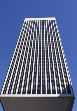 Skyscraper With Optical Illusion